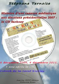 couverture ebook sur cd sarkozy